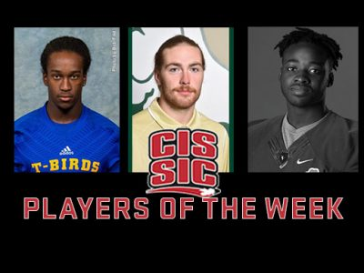 CIS players of the week (6): Pinto, Nesbitt, Adeleke honoured