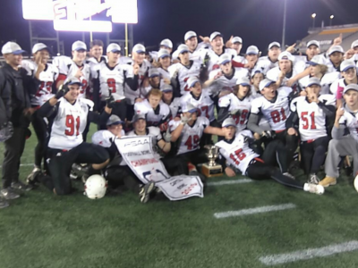 OFSAA Game video (National Capital Bowl): Frontenac Falcons vs. Crestwood Mustangs