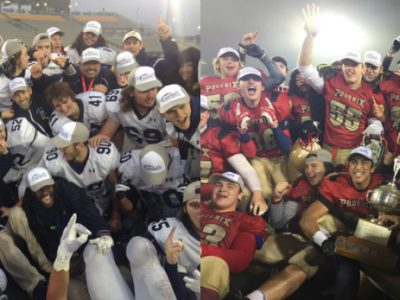 The evolution of OFSAA Bowl matchmaking