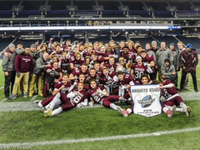 WOLFE: Manitoba's elite high school program, CFC50 St. Paul's Crusaders