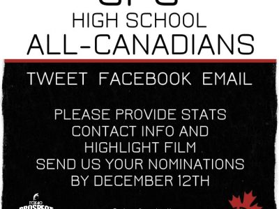 CFC All-Canadian Teams: Submit your nominations