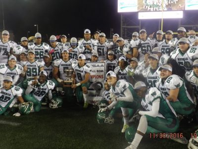 OFSAA Game video (Western Bowl): W. F. Herman vs. Huron Heights