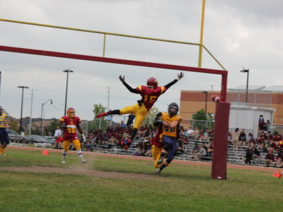 Fox 40 Prospect Challenge (Central): DB Thompson looking to improve and showcase his skills