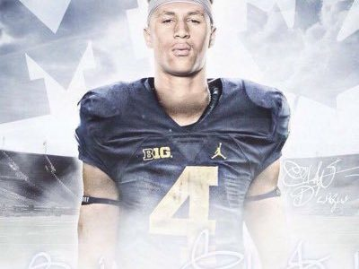 NCAA Signing day: CFC100 St-Juste goes to Michigan
