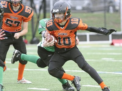 Fox 40 Prospect Challenge (West Coast): Kelowna Owl looking to improve his football ability