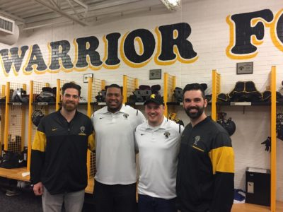 Warriors announce coaching staff