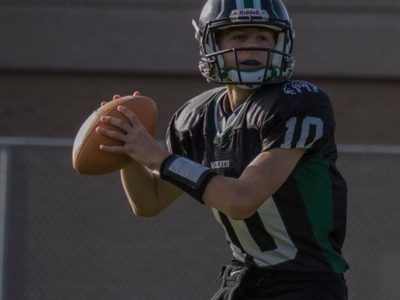 "Fox 40 Prospect Challenge (West Coast): QB McDonald, ""football is a natural for me"""