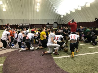 #CFCFPC Ottawa: Players working hard to make the cut
