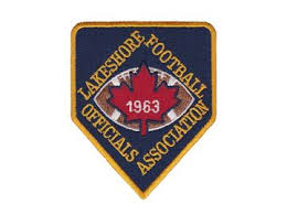 Lakeshore Football Officials Association (LFOA) is looking for officials!
