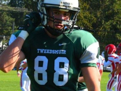 "Fox 40 Prospect Challenge (West Coast): Erwood-Macdonald knows what ""true grind"" is"