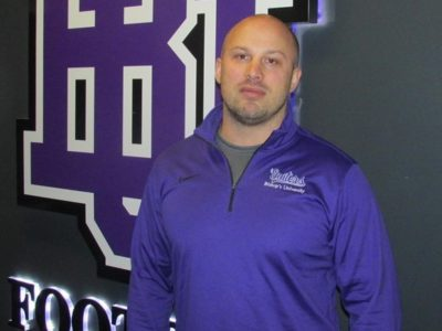 Boies named Gaiters Offensive Coordinator