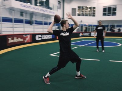 Fox 40 Prospect Challenge (Central): QB Paulsen spending off-season learning from CFL players