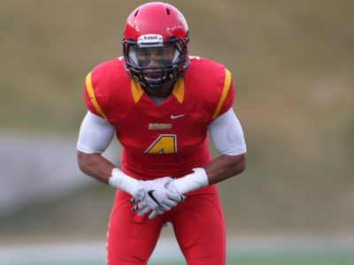 Path to the draft: Woodson has CFL pedigree