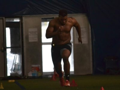 SFU Pro Day: Herdmans, Litre one step closer to the pro's