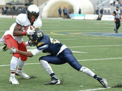 WR commit bringing experience to Manitoba Bisons