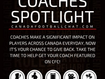 Coaches Spotlight: Nominate your coach today!