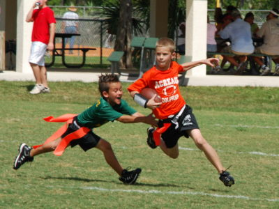 Mind of McCabe: Flag football may be the future, but that doesn't mean the death of tackle football