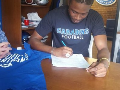 CB commit wants to bring Vanier Cup to Montréal Carabins