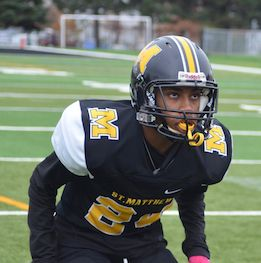 CB/DB Cash strives to be best player in Canada
