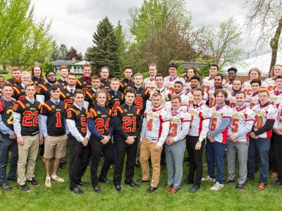 Gryphons announce 2017 recruiting class