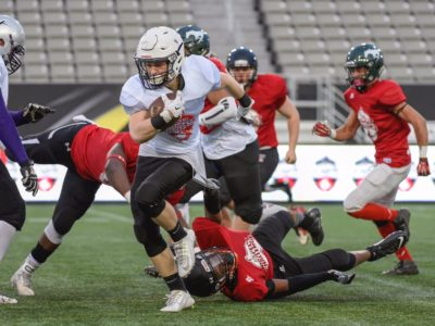 RB McAlonan ready for the next level