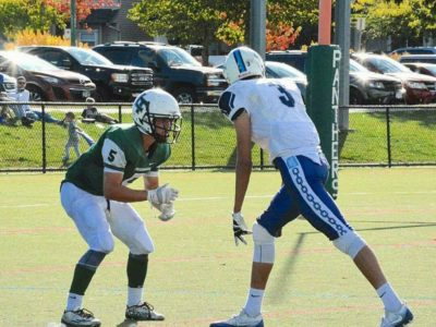 CFC100 REC Nelms-Horton wants to bring his big play abilities to the next level