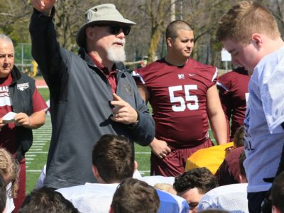 EDWARDS: 10th Anniversary of Up Front Camp
