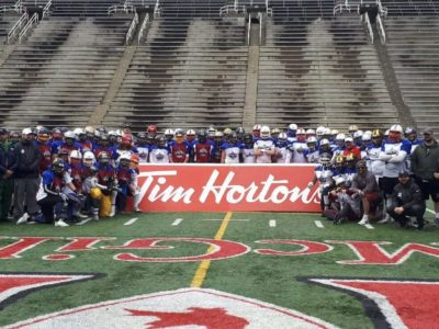 Tim Hortons All-Star Game 2017