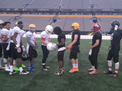 CFCFPC Hamilton (Offence): Sophomore top performers