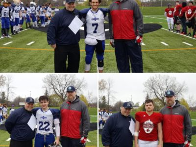 CFCFPC Ottawa (MVPs): East vs QBFL All-Stars
