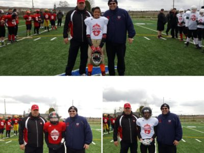 CFCFPC Ottawa (MVPs): Team East vs Team West Grade 7s