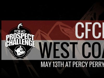 2017 FOX 40 Prospect Challenge (#CFCFPC) kicks off Saturday, May 13th in Coquitlam, BC