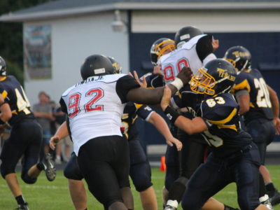 CFC100 Owoaje an 'explosive athlete' says Western Mustangs