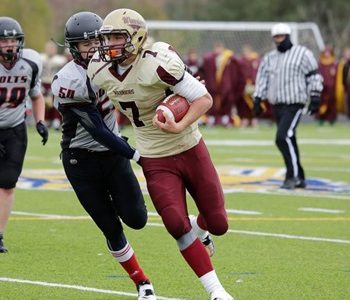 #7 Mike Gray, Huron Heights Warriors