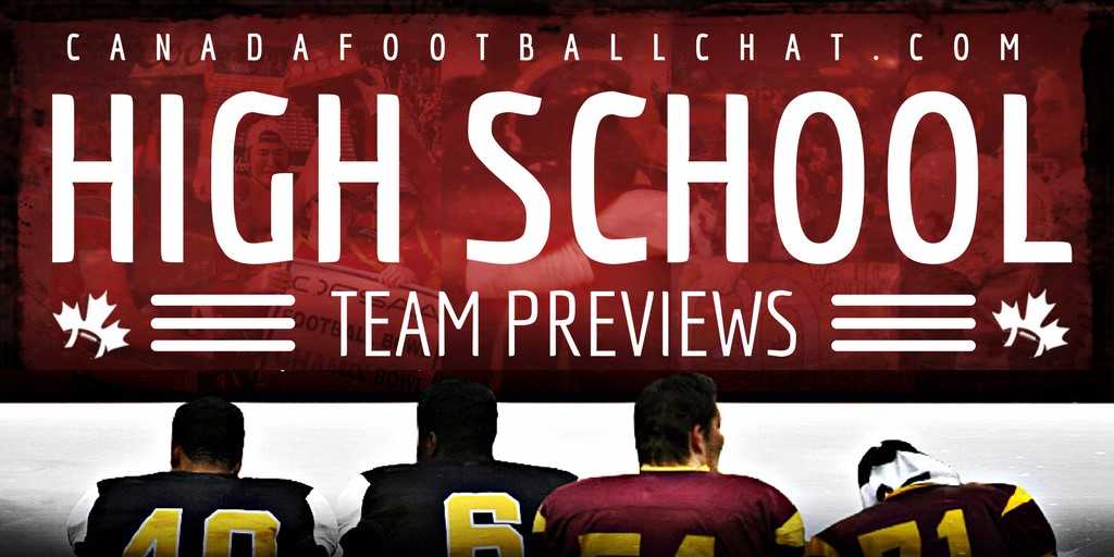 2017 High School Team Previews (ON): New league, same expectations for the CFC50 Holy Trinity Titans