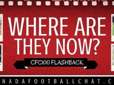 "WHERE ARE THEY NOW: ""Quite the rollercoaster ride"" says CFC100 Arran Macrae"
