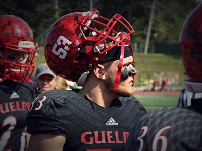 U Sports Spotlight: CFC100 Luke Korol leaving everything on the field in his final year