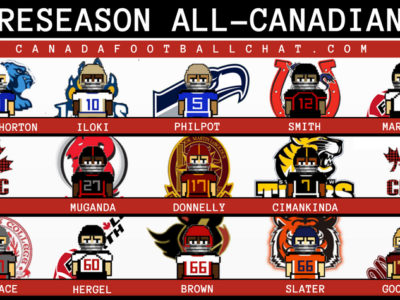 Mind of McCabe (Offence): 2017 High School Preseason CFC All-Canadians