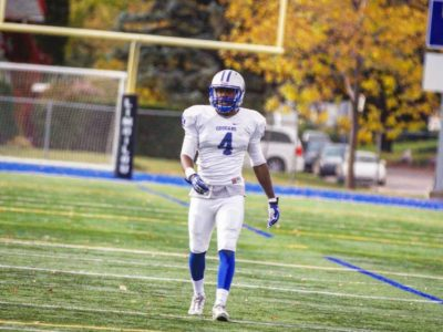 Guelph felt like a 'Division 1 NCAA' school for LB Kalenga