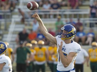 U Sports: UBC Thunderbirds down Alberta Golden Bears in preseason action