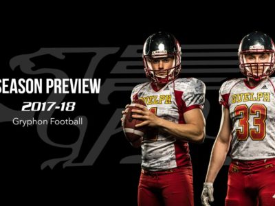 Gryphon Gryphons 2017 Season Preview