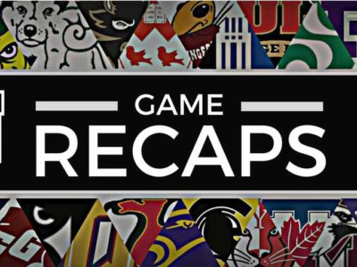 Game Recap Week 5 (QC – Juv. 1/1b): A few twists and surprises