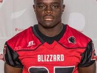 CFC100 RB Kalenga Muganda earns first NCAA offer