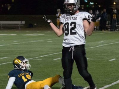 Small town living appealed to Acadia's LB commit