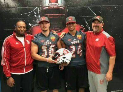 Pair of Edmonton Huskies teammates commit to York