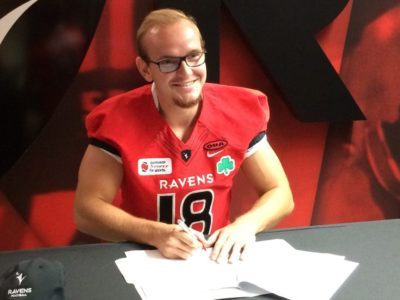 Carleton offered perfect blend of athletics, brotherhood for K/P commit