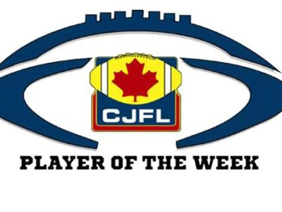 #CJFL POW (9): The best in week 9
