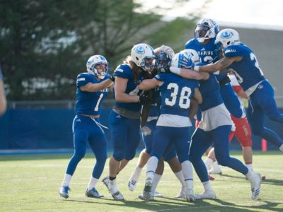 U Sports Top 10 (3): Montreal takes top spot