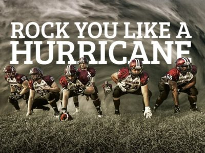 Hurricanes look to avenge season opening loss to Red Bombers