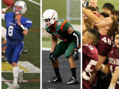 CFC50 High School Players of the Week (2): Hetlinger, Rondeau, and Wilfer named